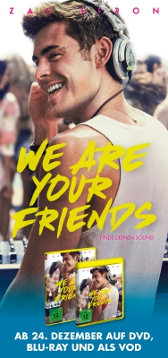 We Are Your Friends (DVD / Blu-ray)